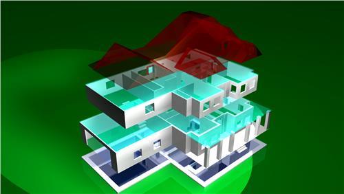 3D печатные планы построек
