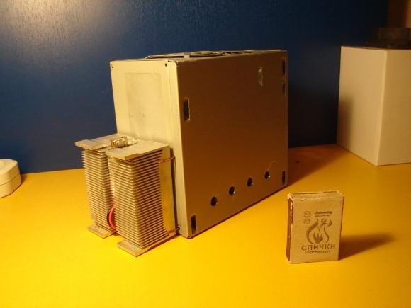 электрогенератор на дровах мини типа Биолайт
